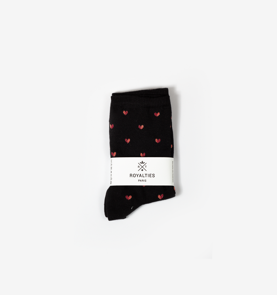 Love Sock Nero