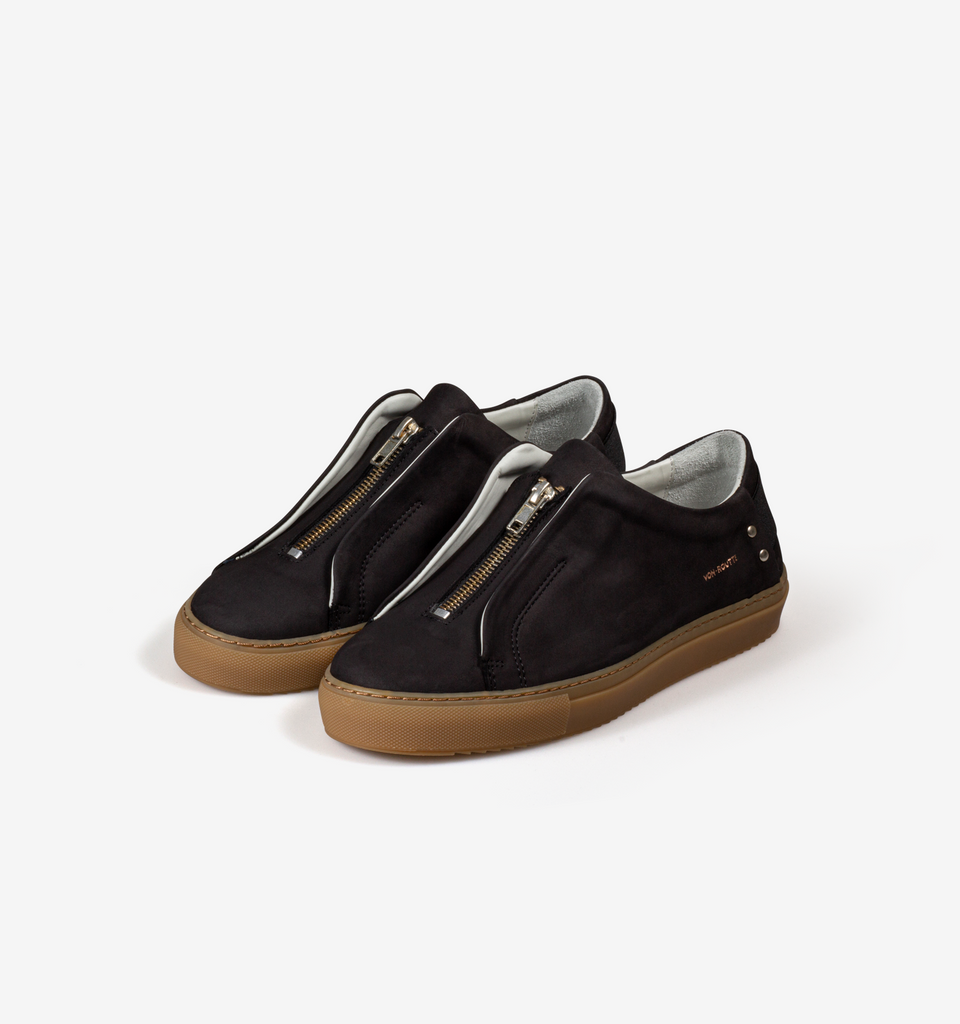 Sauipe Zip Shoes Black