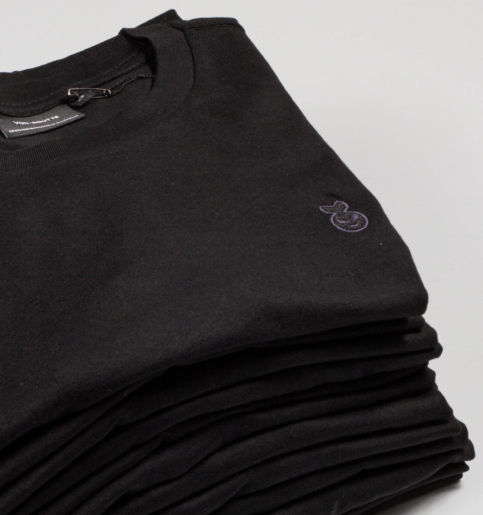 Stranger Men's Tee Black
