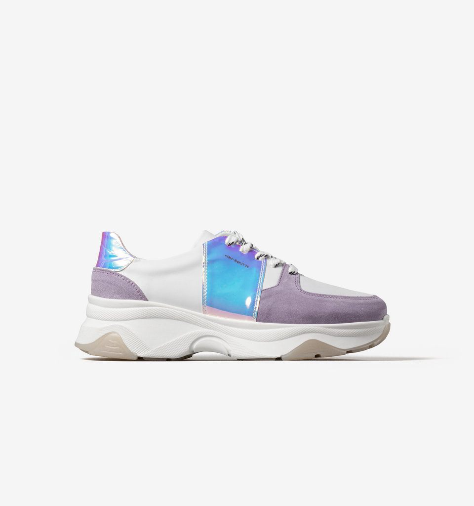 Austin Chunky Sneakers Lilac