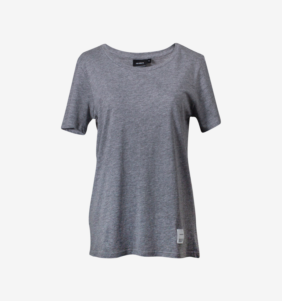 Basic Women's Tee Grey