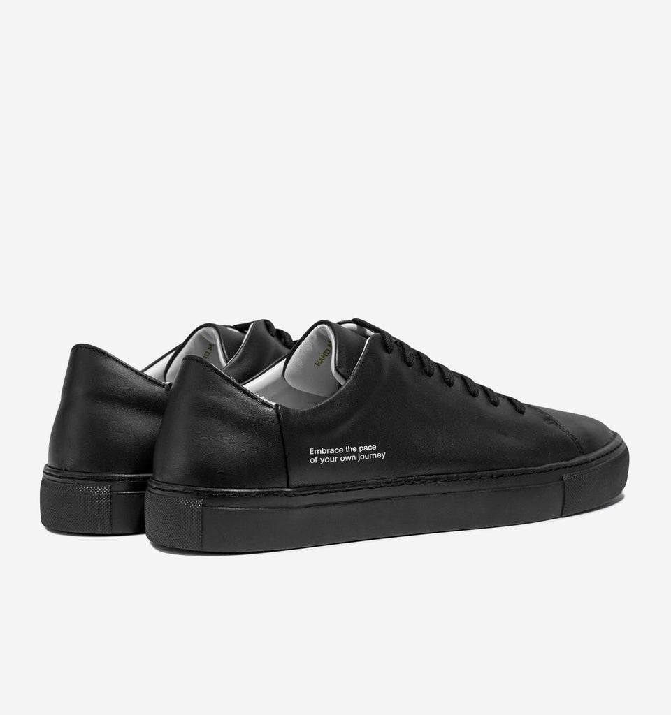 Lyon Sneaker All Black