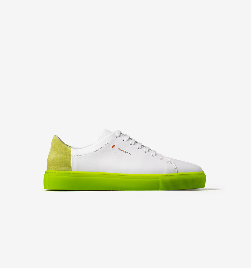 Lyon Sneakers Neon Green
