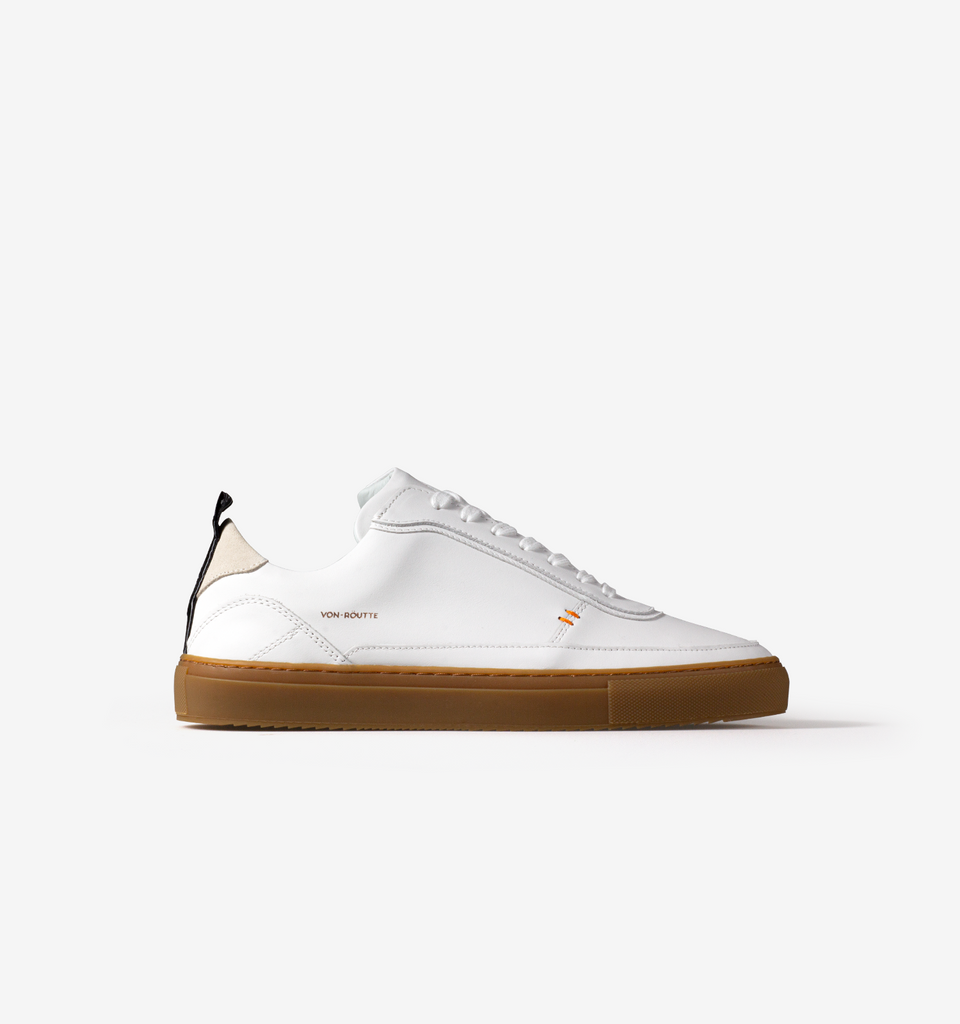 Munich Sneaker White Cream