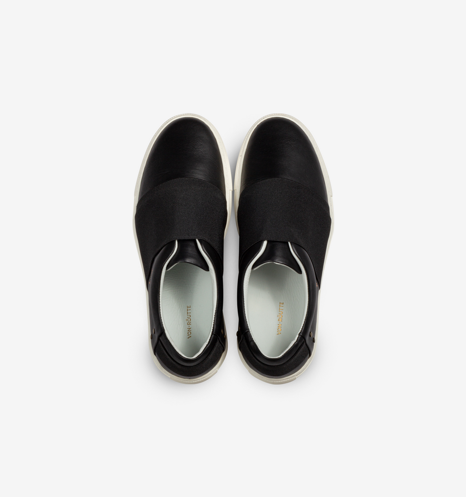 Rochelle Slip On Sneaker Black
