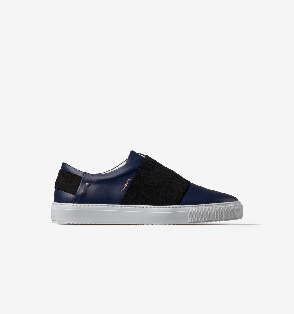 Rochelle Slip On Sneaker Navy