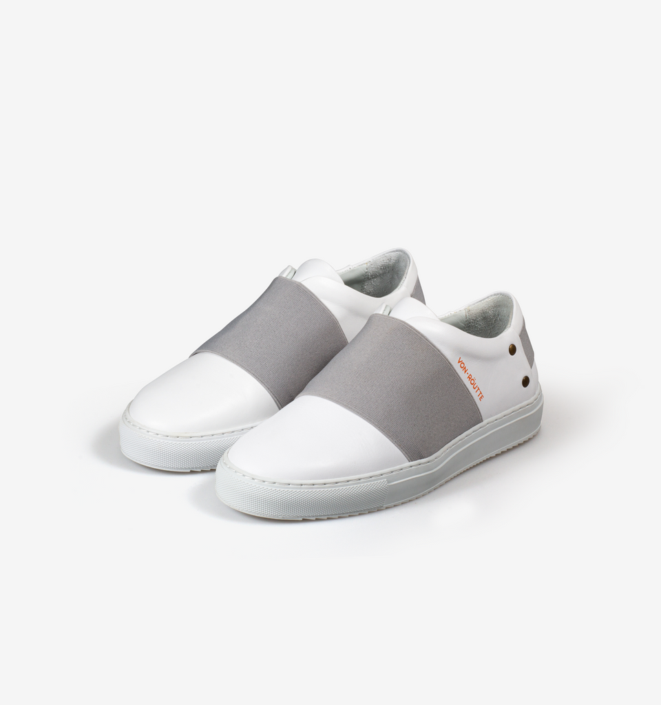 Rochelle Slip On Sneaker White