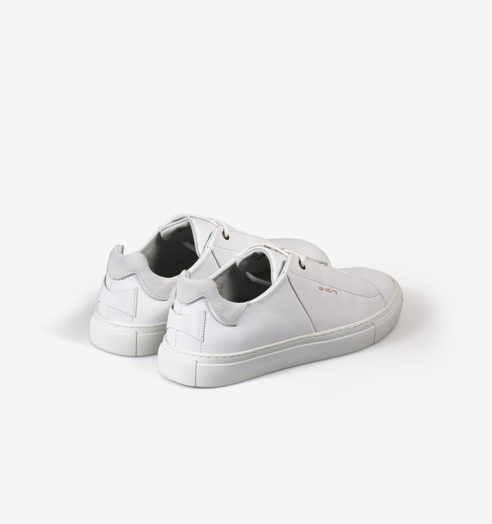 Siena Sneaker All White