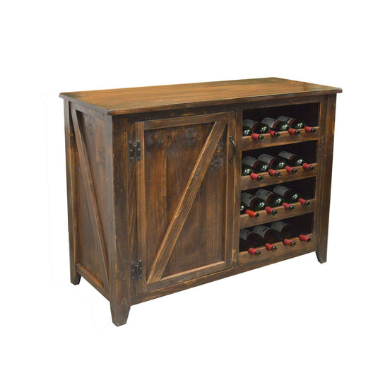 2-Day Designs Braselton Wine Console