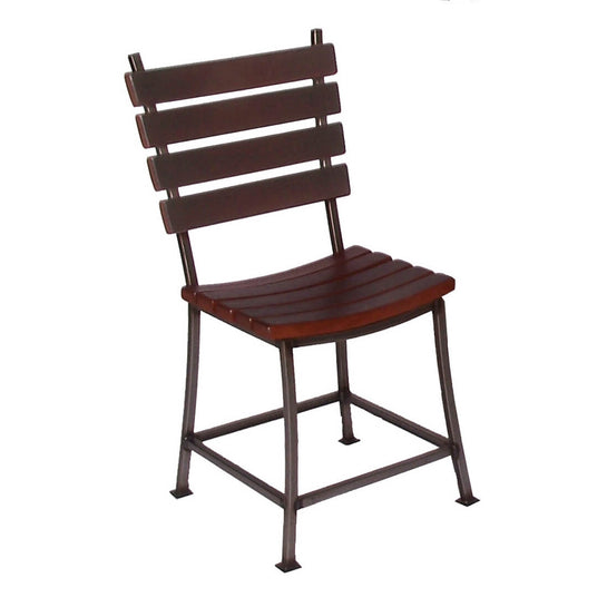 2-DAY DESIGNS STAVE BACK AND SEAT DINING CHAIR