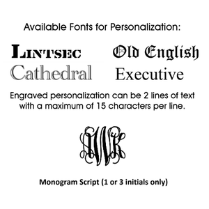 2-Day Designs Engraving Fonts
