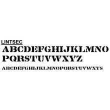 2-Day Designs Lintsec Font