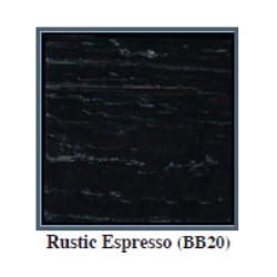 Urban Woods Rustic Espresso Stain Color