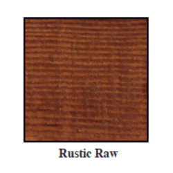 Urban Woods Rustic Raw Stain Color