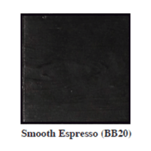 Urban Woods Smooth Espresso Stain Color