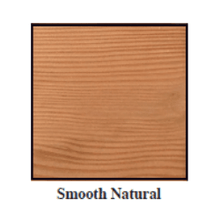 Urban Woods Smooth Natural Stain Color