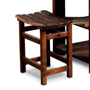 "2-DAY DESIGNS 25"" WINEMASTER'S TASTING STOOL"