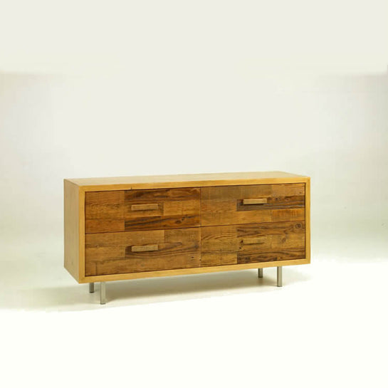 Urban Woods Wilcox 4 Drawer Dresser