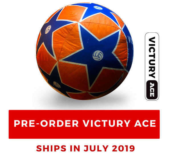 PRE-ORDER VICTURY ACE Volleyball and Training Video