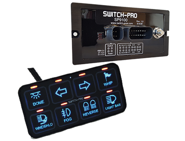 Switch-Pros SP9100