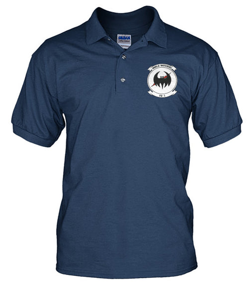 VQ 01 3 Men's Polo
