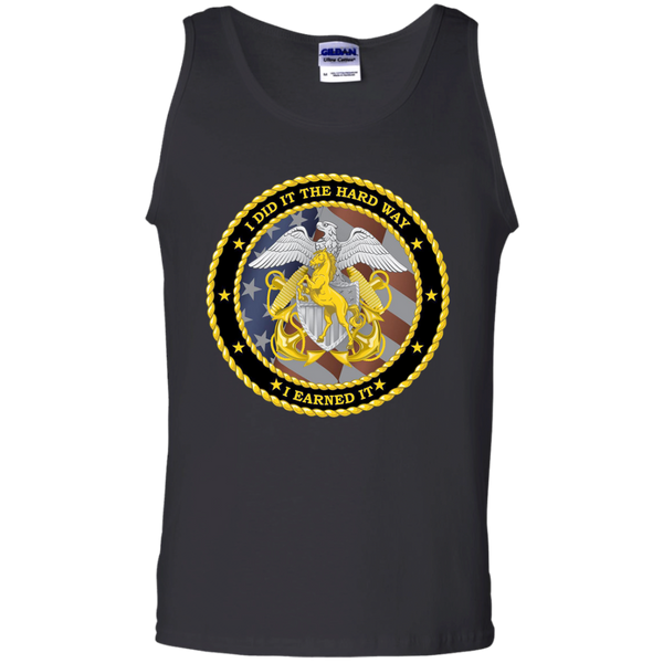 Earned It Cotton Tank Top