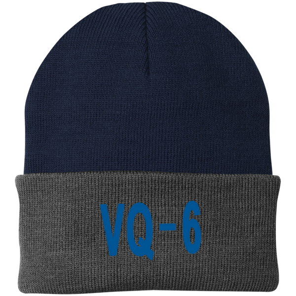 VQ 06 3 One Size Fits Most Knit Cap