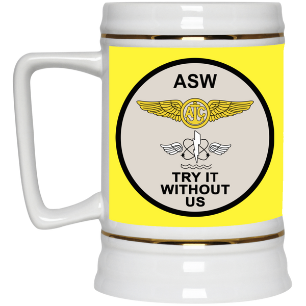 ASW 01 Beer Stein 22oz.