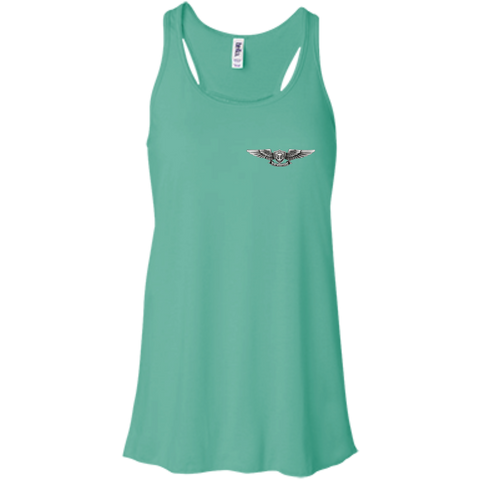 Air Warfare 1a Flowy Racerback Tank