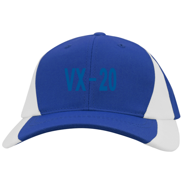 VX 20 3 Mid-Profile Colorblock Hat