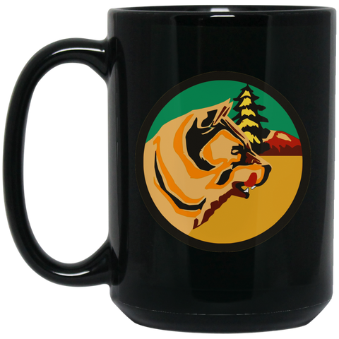 VP 03 1 Black Mug - 15oz