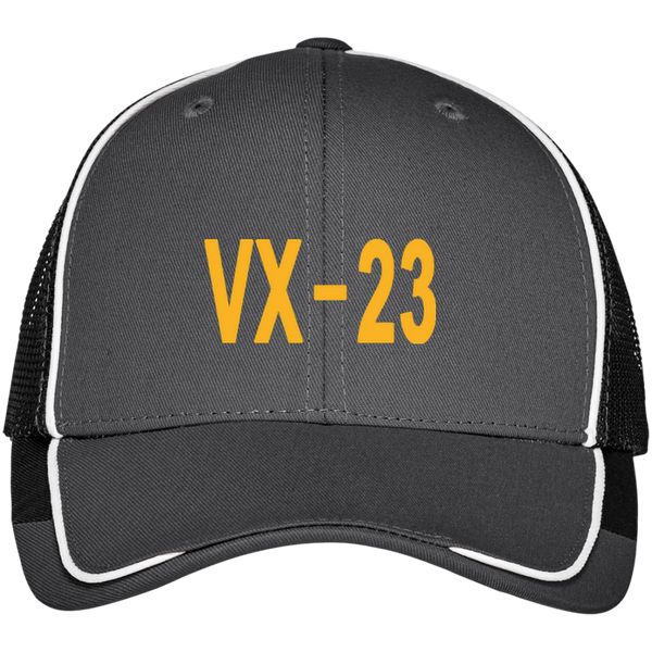 VX 23 3 Colorblock Mesh Back Cap