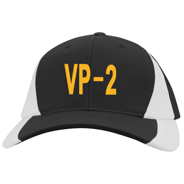 VP 02 3 Mid-Profile Colorblock Hat