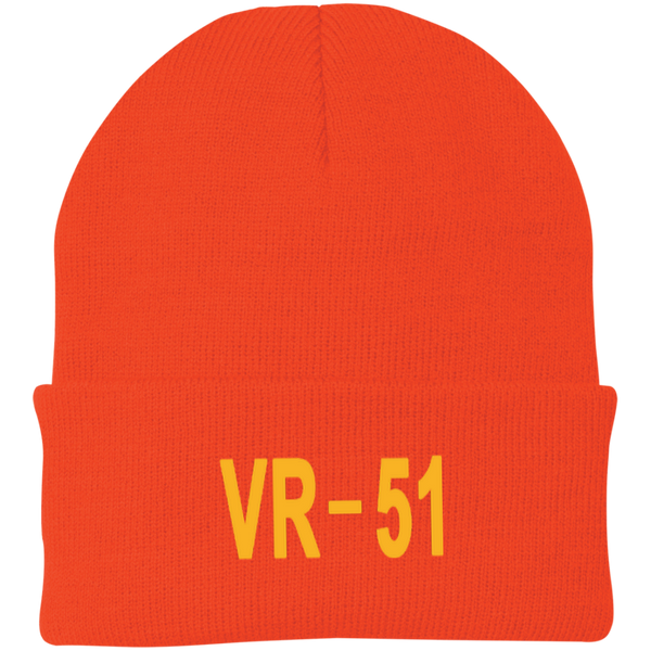 VR 51 3 One Size Fits Most Knit Cap