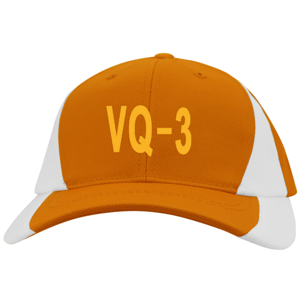 VQ 03 3 Mid-Profile Colorblock Hat