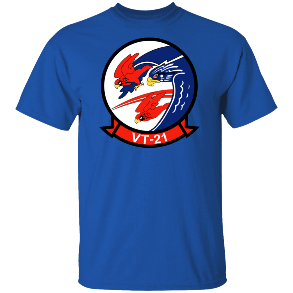 VT 21 3 Custom Ultra Cotton T-Shirt