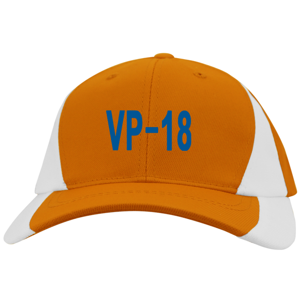 VP 18 3 Mid-Profile Colorblock Hat