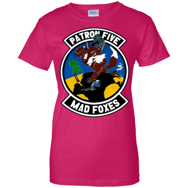 VP 05 1 Ladies Custom Cotton T-Shirt