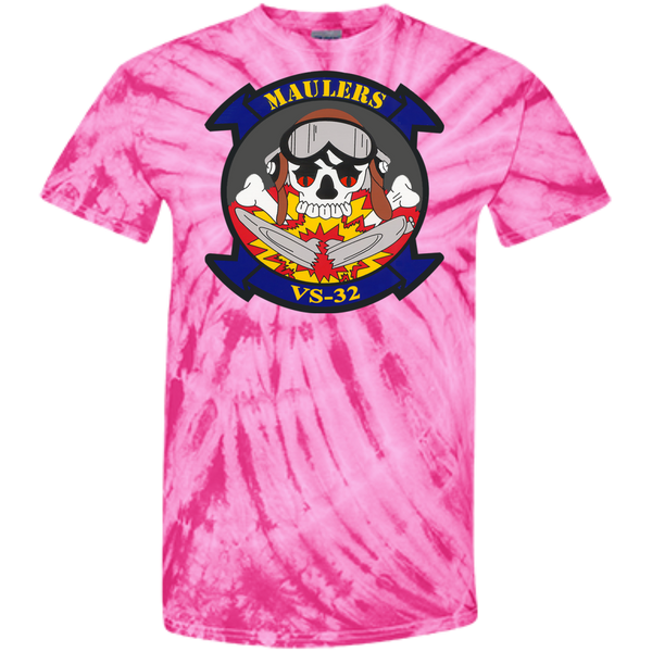 VS 32 3 Customized 100% Cotton Tie Dye T-Shirt