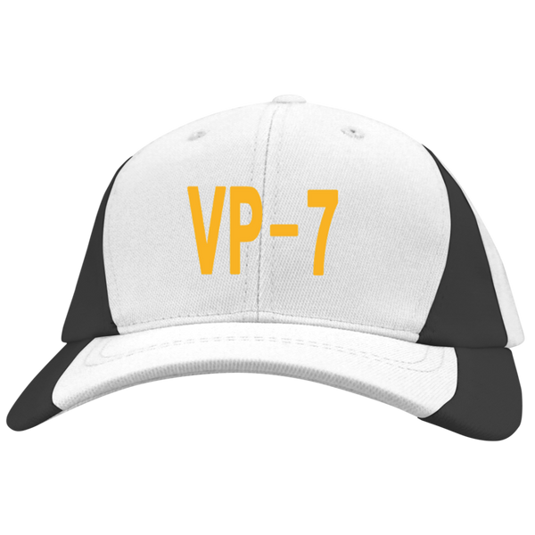 VP 07 3 Mid-Profile Colorblock Hat