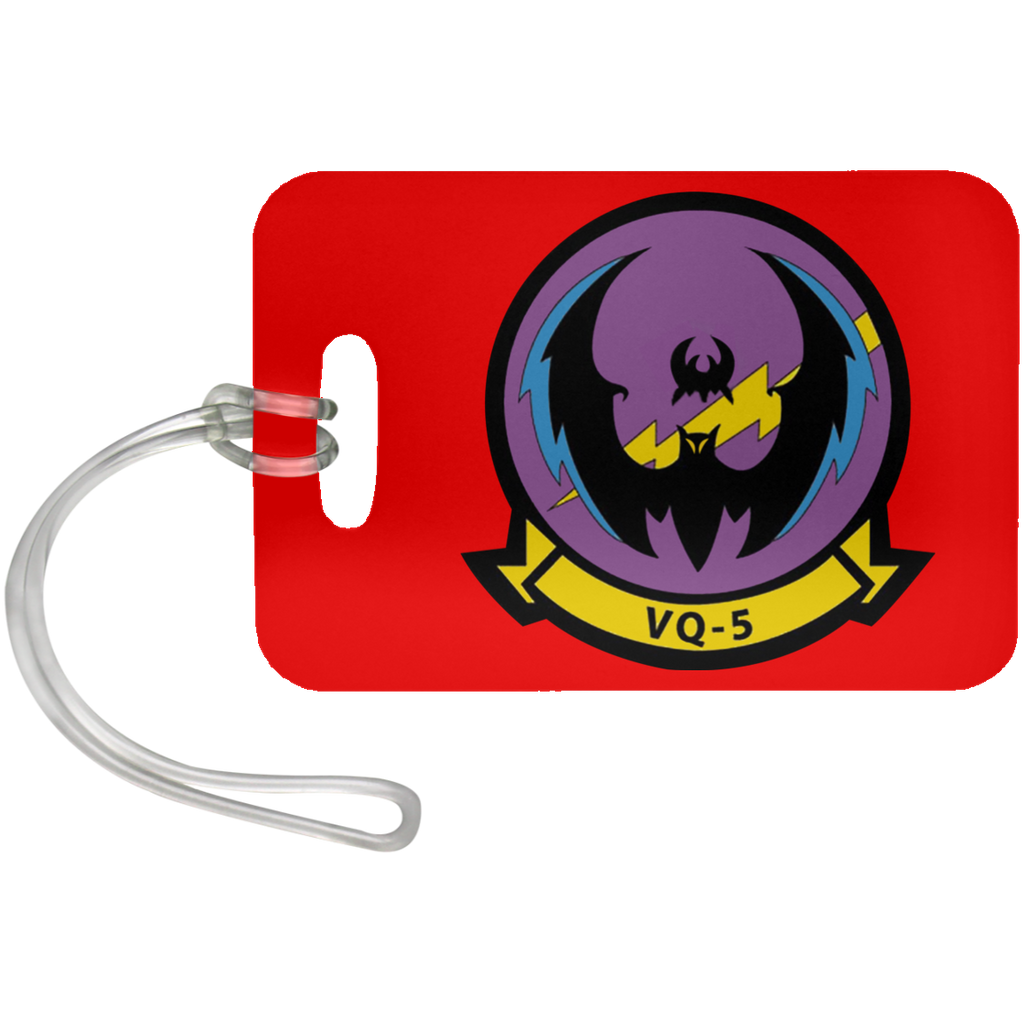 VQ 05 1 Luggage Bag Tag