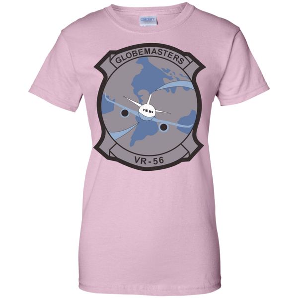 VR 56 2 Ladies Custom Cotton T-Shirt