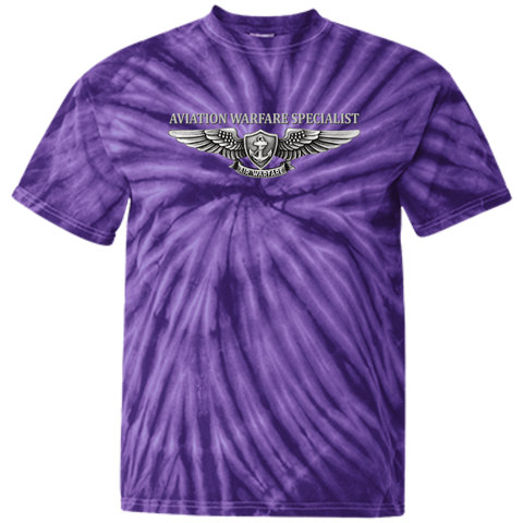 Air Warfare 2 Customized 100% Cotton Tie Dye T-Shirt