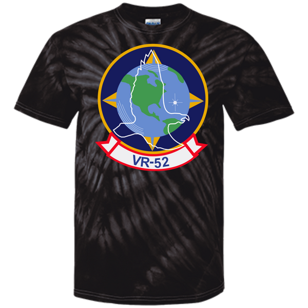 VR 52 1 Customized 100% Cotton Tie Dye T-Shirt