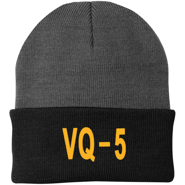 VQ 05 3 One Size Fits Most Knit Cap