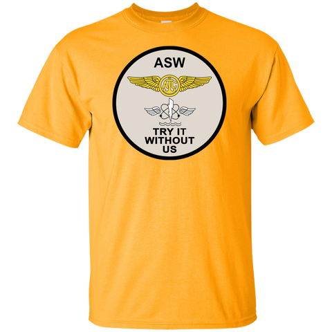 ASW 01 Custom Ultra Cotton T-Shirt