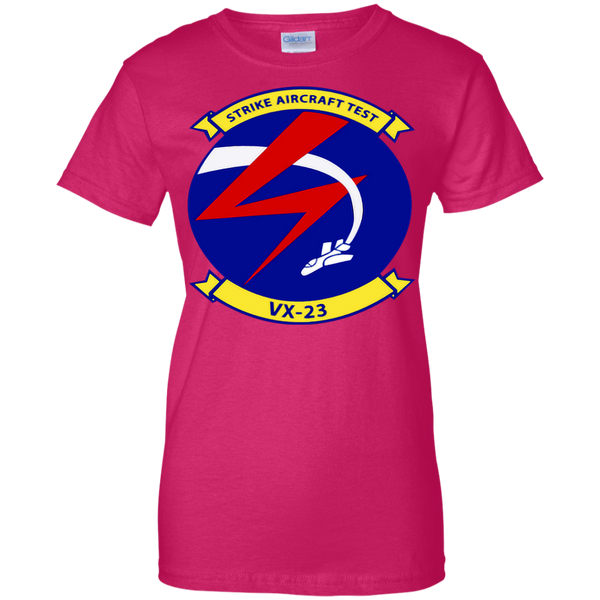 VX 23 Ladies Custom Cotton T-Shirt