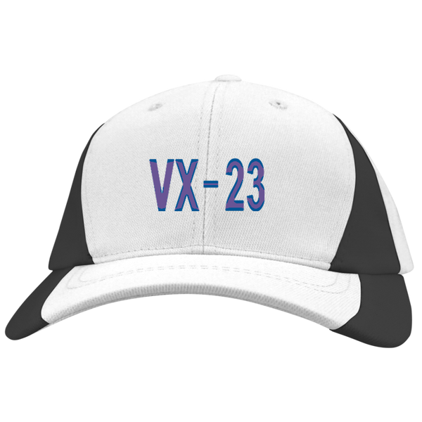 VX 23 3 Youth Mid-Profile Colorblock Cap