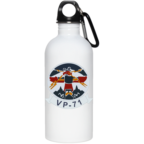 VP 71 Stainless Steel Water Bottle Free S&H