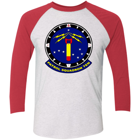 VP 10 1 Baseball Raglan T-Shirt